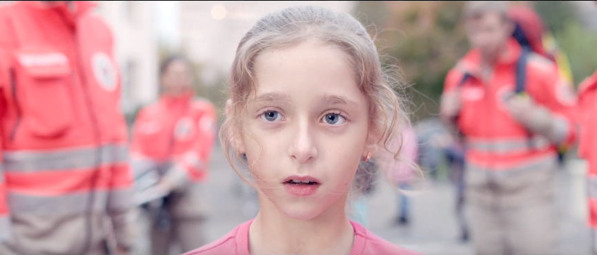 Another Future - French Red Cross Commercial Ad - Analysis